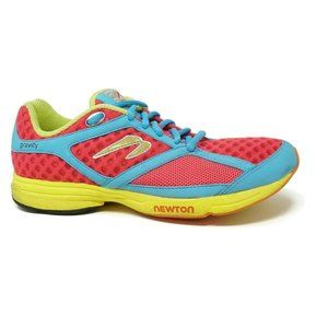 Newton Womens Gravity Running Shoes Size 7.5 Pink